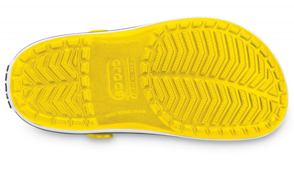 Crocband, Yellow/Yellow  3