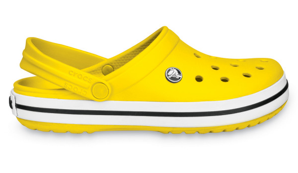 Crocband, Yellow/Yellow  1