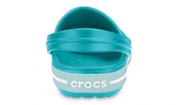 Crocband, Aqua/Seafoam 2