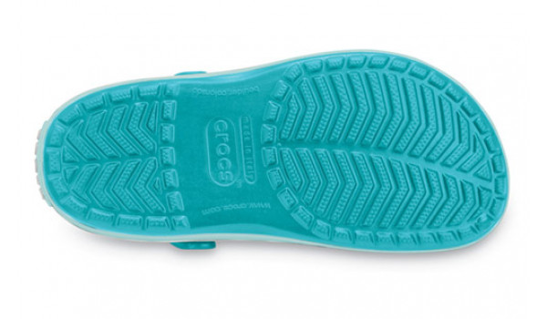 Crocband, Aqua/Seafoam 3