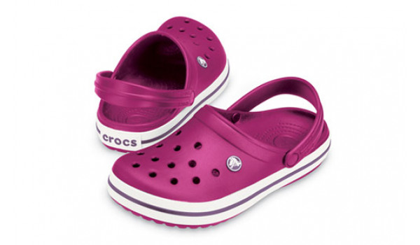 Crocband, Berry/Lilac 4