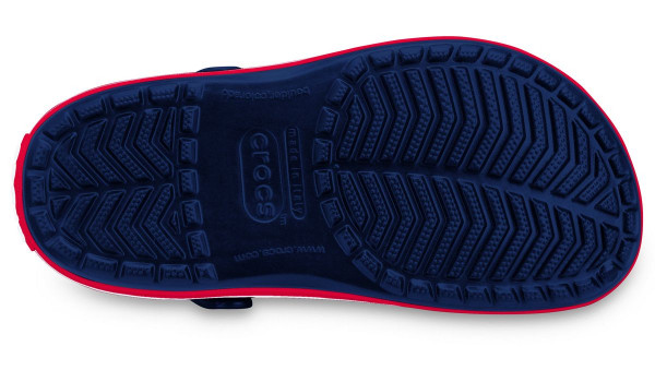 Crocband, Navy/Red 3