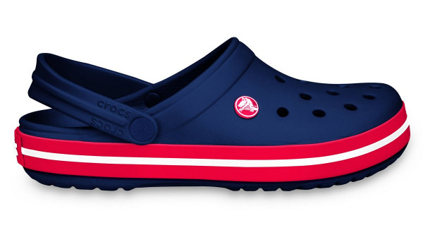 Crocband, Navy/Red 1