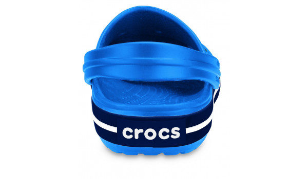 Crocband, Sea Blue/Navy 2