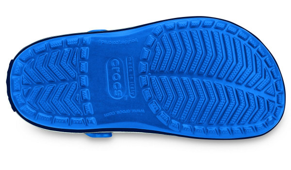 Crocband, Sea Blue/Navy 3