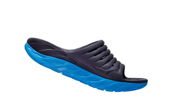 Ora Recovery Slide 2 Men, Ebony/Dresden Blue 4