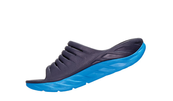 Ora Recovery Slide 2 Men, Ebony/Dresden Blue 5