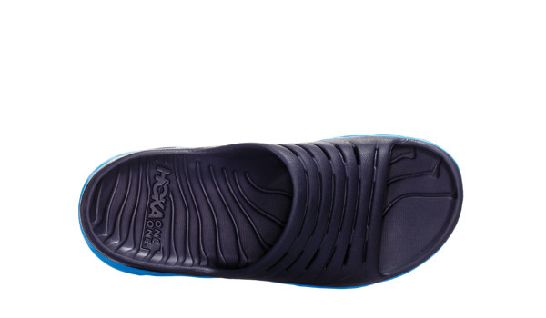 Ora Recovery Slide 2 Men, Ebony/Dresden Blue 6