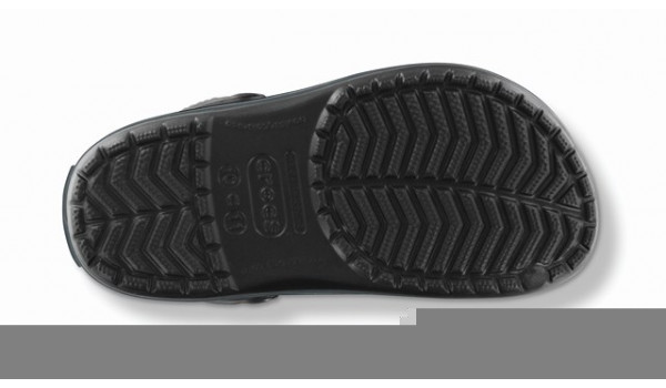 Kids Crocband, Black/Graphite 3
