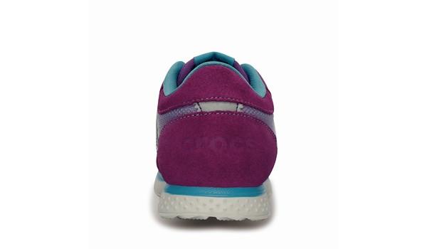 Kids Retro Sprint Sneaker, Lavender/Dahlia 2