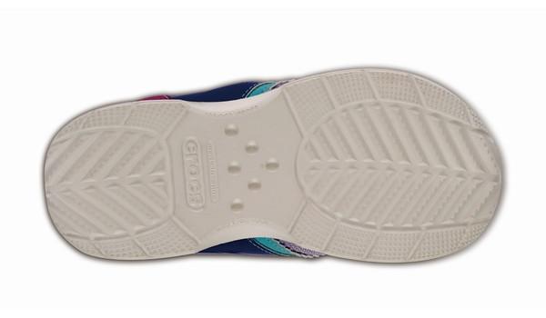 Kids Retro Sprint Sneaker, Lavender/Dahlia 3