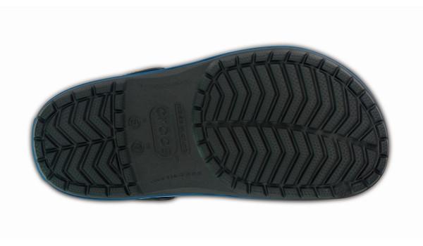Crocband, Charcoal/Ocean 3
