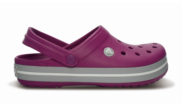 Crocband, Viola/Light Grey 1