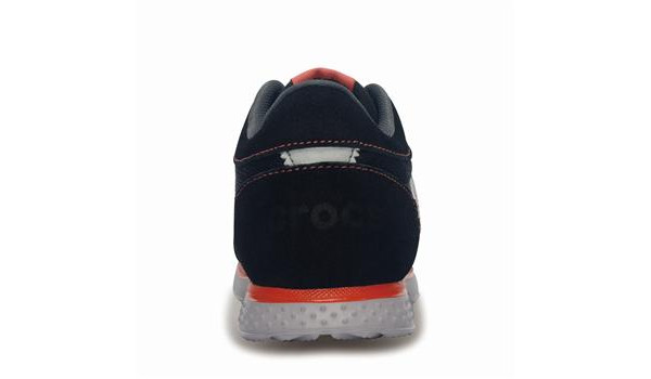Kids Retro Sprint Sneaker, Black/Black 2