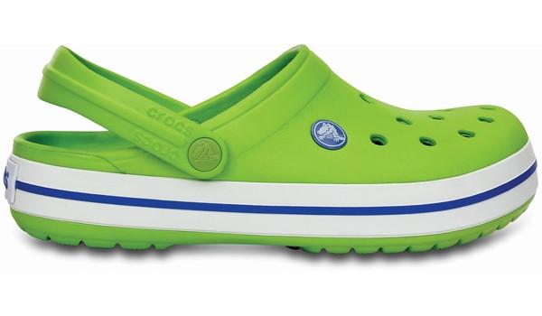 Crocband, Volt Green/Varsity Blue 1