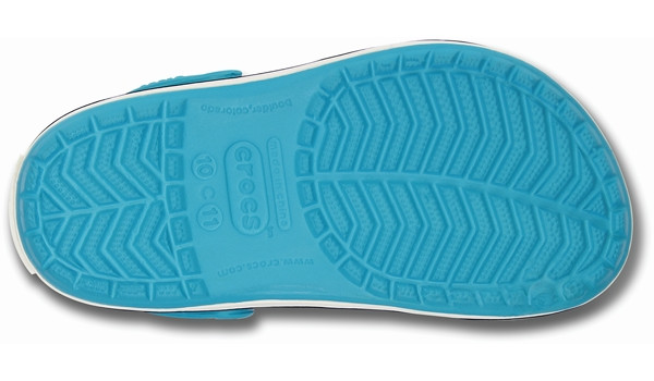 Kids Crocband, Surf/Navy 3