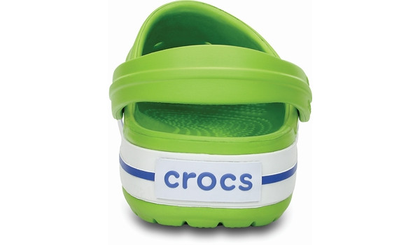Crocband, Volt Green/Varsity Blue 3