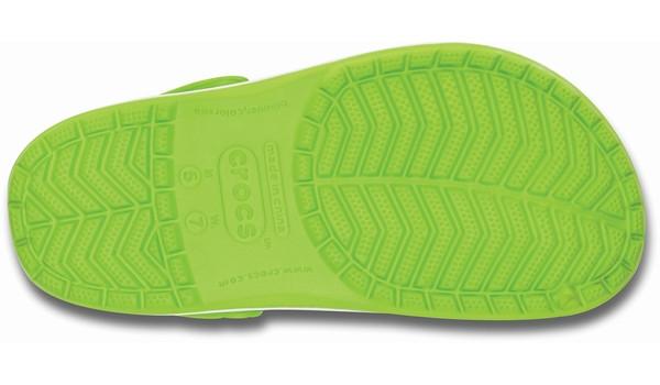 Crocband, Volt Green/Varsity Blue 2