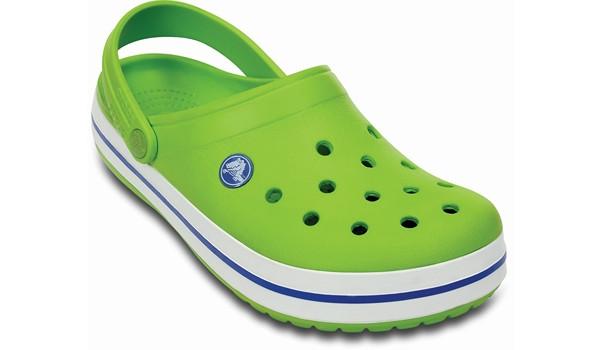 Crocband, Volt Green/Varsity Blue 5
