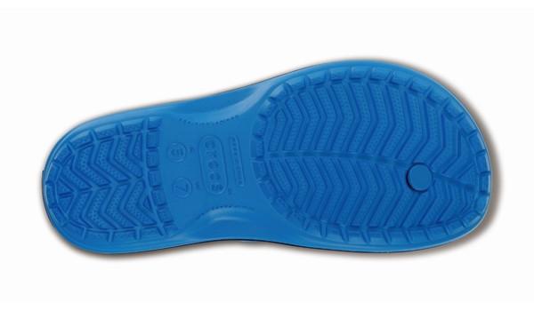 Crocband Flip, Ocean/Navy 3