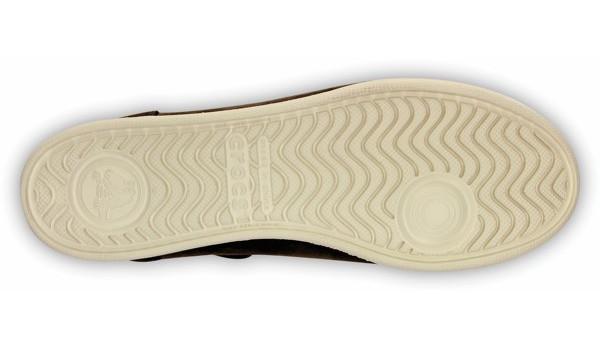LoPro Suede HiTop Sneaker, Pewter/Viola 3