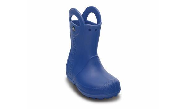 Kids Handle It Rain Boot, Sea Blue 5