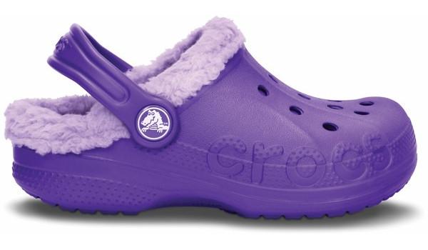 Kids Baya Lined, Neon Purple/Iris 1