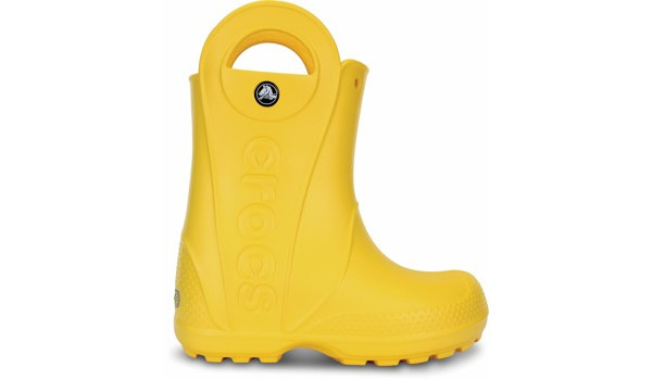 Kids Handle It Rain Boot, Yellow 1