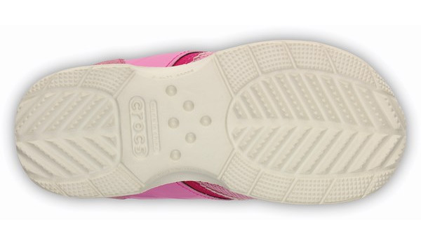 Kids Retro Sprint Sneaker, Carnation/Neon Magenta 3