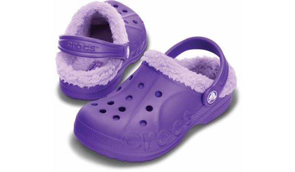 Kids Baya Lined, Neon Purple/Iris 4