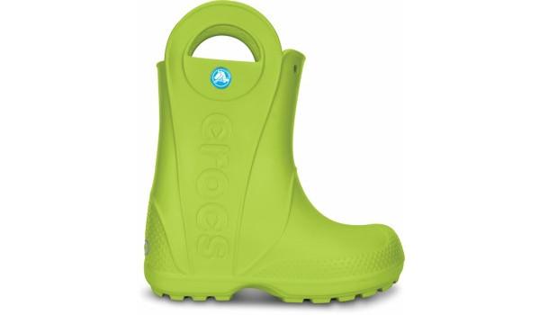 Kids Handle It Rain Boot, Volt Green 1