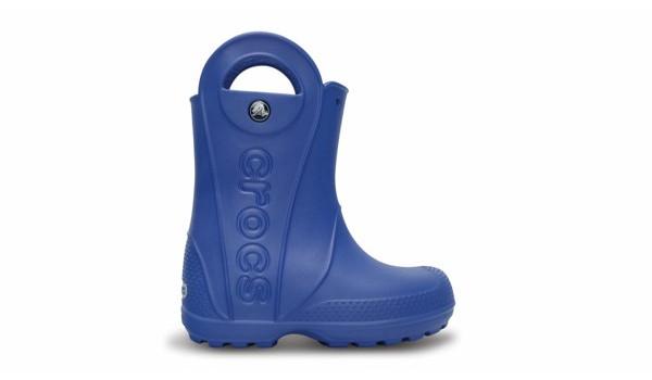Kids Handle It Rain Boot, Sea Blue 1