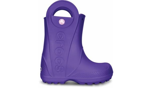 Kids Handle It Rain Boot, Ultraviolet 1