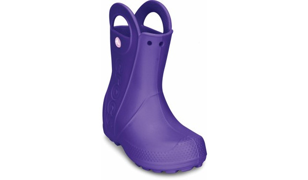 Kids Handle It Rain Boot, Ultraviolet 5