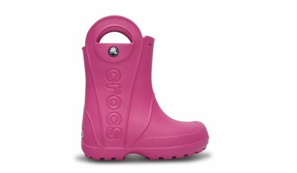 Kids Handle It Rain Boot, Fuchsia 1