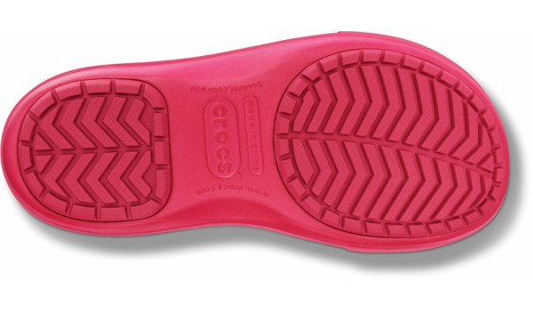 Crocband 2.5 Winter Boot, Raspberry/White 3