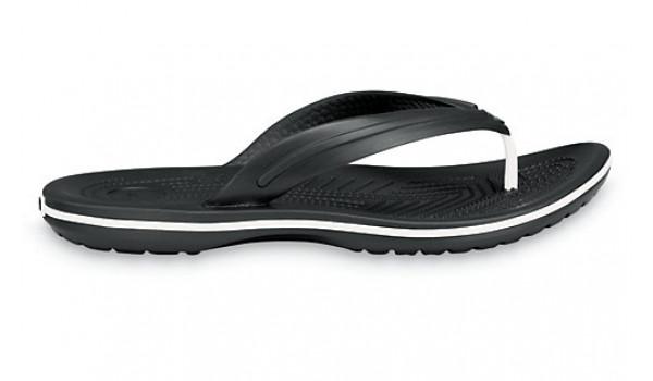 Crocband Flip, Black 1