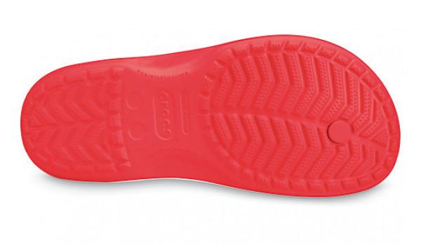 Crocband Flip, Red 3