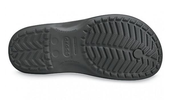 Crocband Flip, Black 3