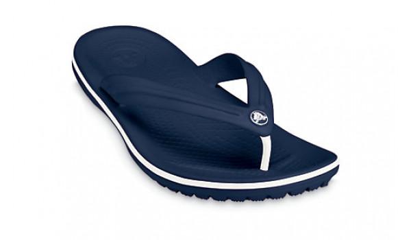 Crocband Flip, Navy 5