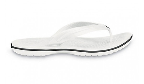 Crocband Flip, White 1