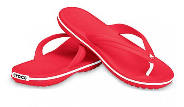 Crocband Flip, Red