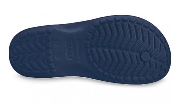 Crocband Flip, Navy 3