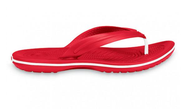 Crocband Flip, Red 1