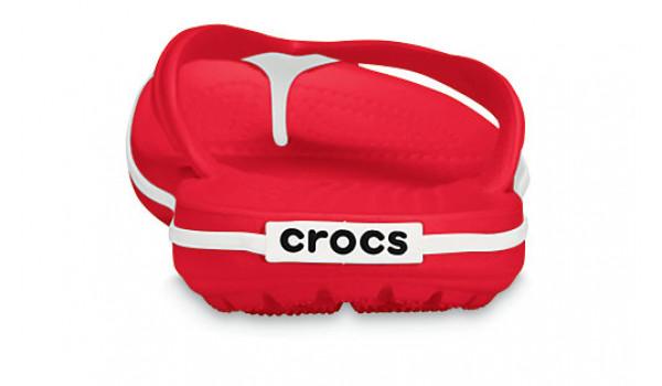 Crocband Flip, Red 2