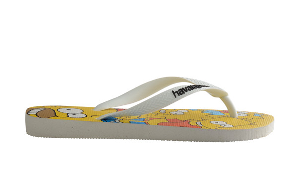 Simpsons Flip, White 2