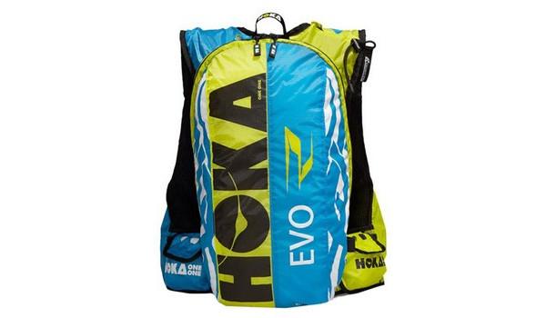 Hydration Pack EVO R Flag, Cyan/Citrus
