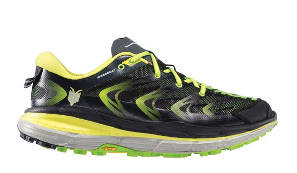 Speedgoat Men, Bright Green/Black 1