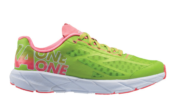 Tracer Women, Bright Green/Neon Pink 1