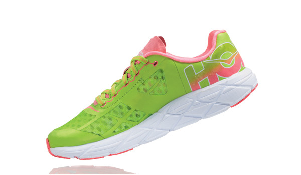 Tracer Women, Bright Green/Neon Pink 5